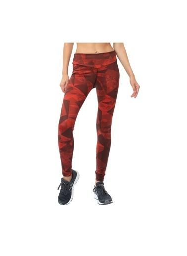 New Balance Kadın  Tayt 45421 Kırmızı